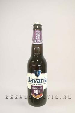Пиво Бавария безалкогольное Манго (Bavaria Mango 0%)