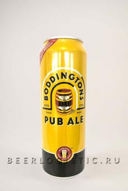 Пиво Boddingtons