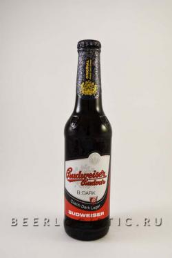 Будвайзер 330 мл темное бутылка