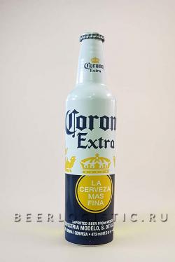 Корона Экстра 473 мл Алюм. бутылка