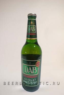 Даб 660 мл светлое бутылка