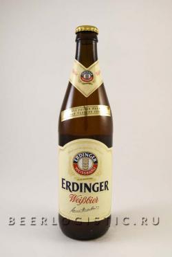 Эрдингер светлое 500 мл бутылка