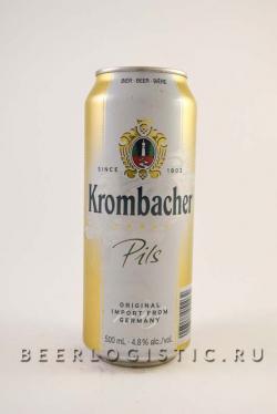 Кромбахер Пилс 500 мл банка