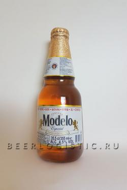Пиво Модело (Modelo) светлое 0,355 л