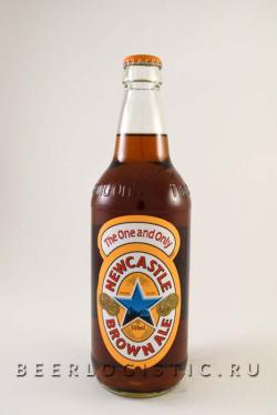 Пиво Ньюкасл Браун Эль