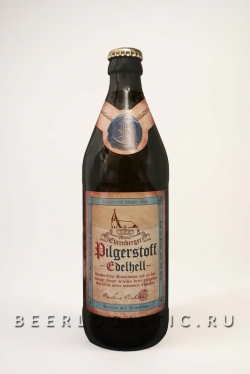 Пиво Pilgerstoff Edelhell (Пильгерштофф Эдельхелл)