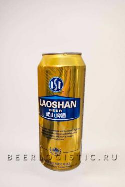 Пиво Циндао Лаошань (Tsingtao)