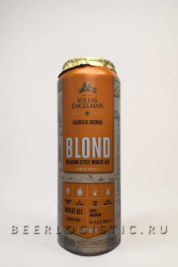 пиво Volfas Engelman Blond