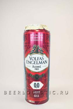 Пиво Volfas Engelman Kriek (Вольфас Энгельман Крик)
