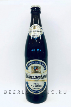 Вайнштефан Хефе Вайсбир (Weihenstephaner Hefe Weissbier)