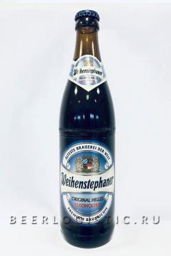 Вайнштефан безалкогольное (Weihenstephaner Original Alkoholfrei)