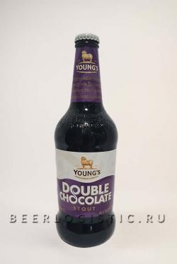 Янгс Дабл Шоколад 500 мл бутылка