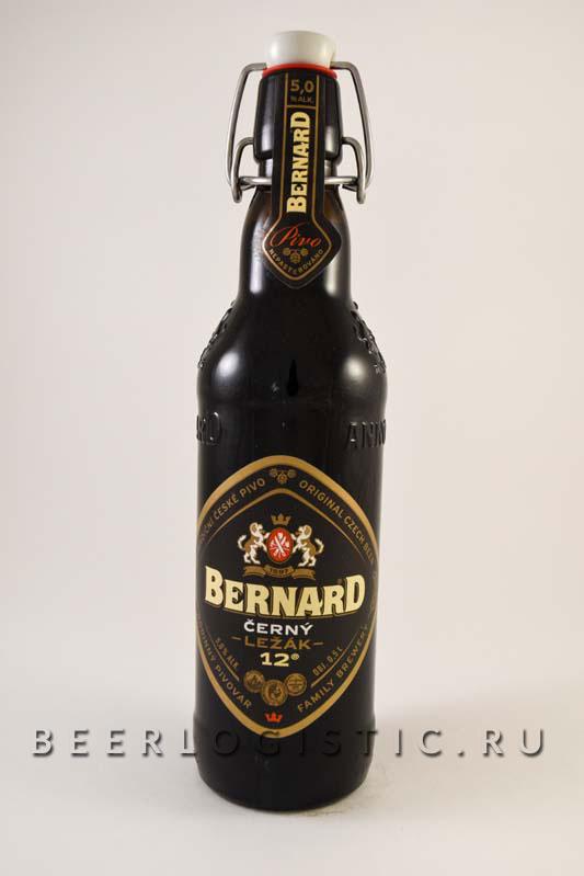 Бернард тёмный лежак 500 мл бут