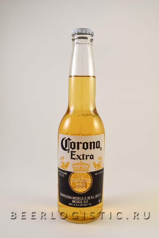 Корона Экстра 330 мл бутылка