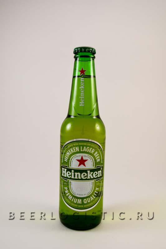 Хайнекен 330 мл бутылка