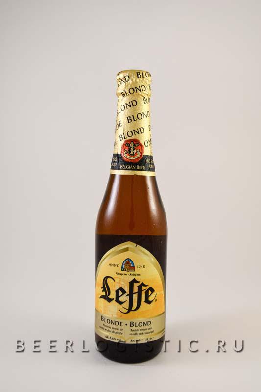 Леффе Блонд 330 мл бутылка
