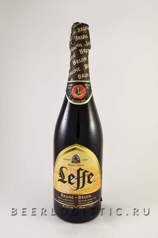Леффе Брюн 750 мл бутылка