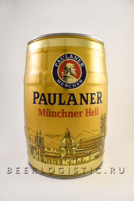 Пауланер Мюнхенское 5 литров