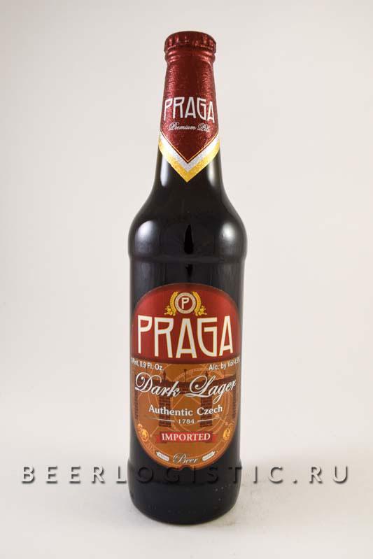 Прага Дарк Лагер 500 мл бутылка