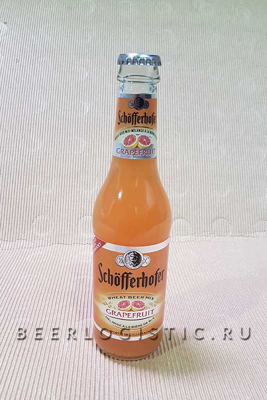 Шофферхофер Грейпфрут бутылка