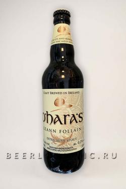 Пиво Охара Лейн Фолейн (O'haras Leann Folainn)