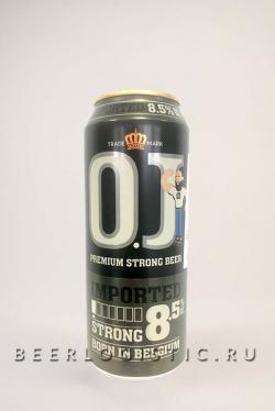 Пиво Оджей Стронг 8,5% (OJ Strong 8,5%)