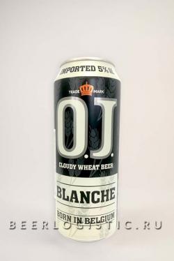 Пиво Оджей Бланш (OJ Blanche)