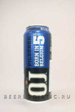 Пиво Оджей Пилснер (OJ Pilsner) 0,5 л банка