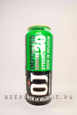 Пиво Оджей Стронг 20% (OJ Strong 20%)