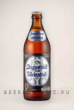 Августинер Вайсбир 500 мл бутылка