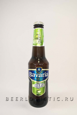 Бавария Яблоко б/а 330 мл бутылка