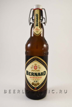 Бернард светлый лежак 500 мл бут
