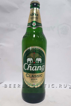 Чанг классик 620 мл бутылка
