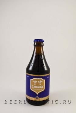 Шимэ Блу Кап темное бутылка