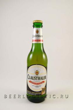 Клаусталер б/а 330 мл бутылка