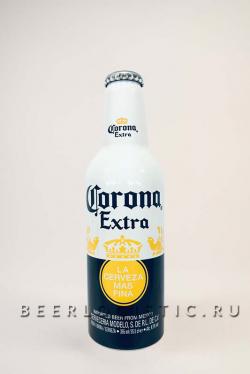 Корона Экстра 355 мл Алюм. бутылка