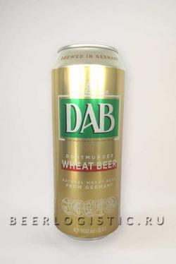 Даб пшеничное 500 мл банка
