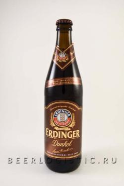 Эрдингер Дункель 500 мл бутылка