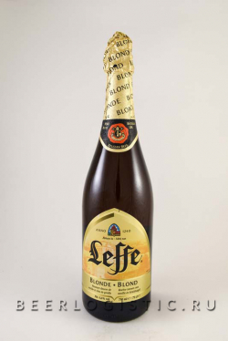 Леффе Блонд 750 мл бутылка