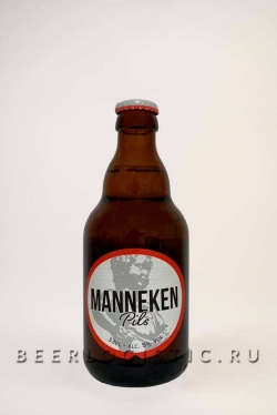 Маннекен Пилс 330 мл бутылка