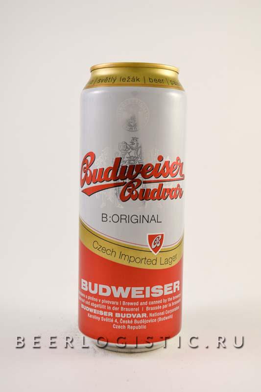 Пиво Budweiser
