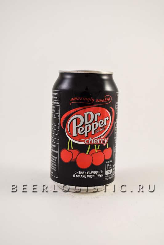 Напиток Dr. Pepper