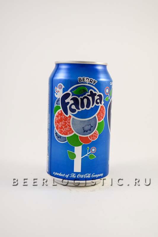 Напитки Fanta