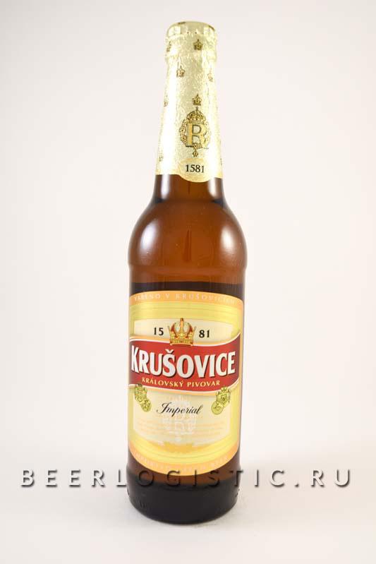 Пиво Krusovice