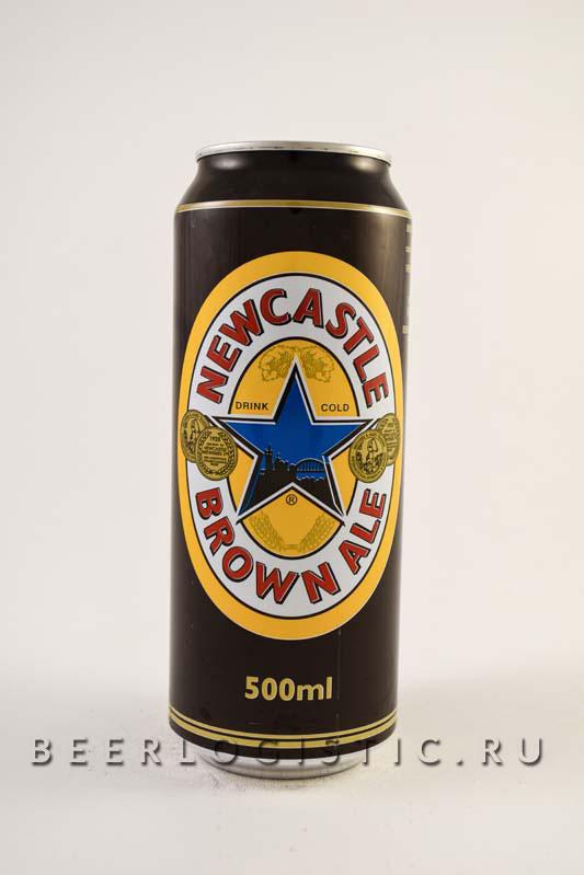 Пиво New Castle